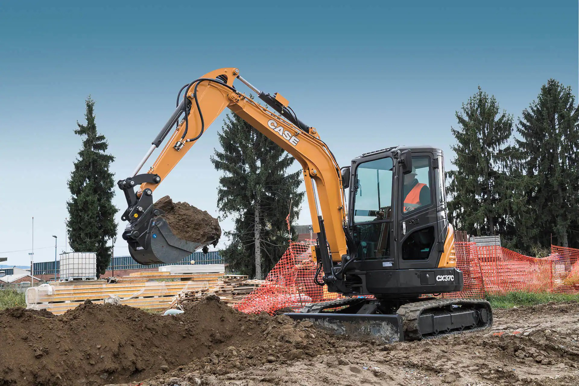 NonResidential Construction Equipment   CASE Construction