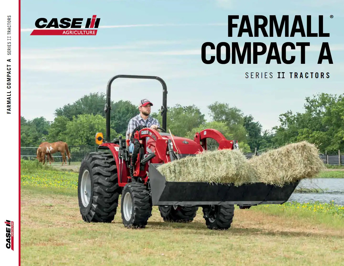 hight resolution of compact farmall a series ii