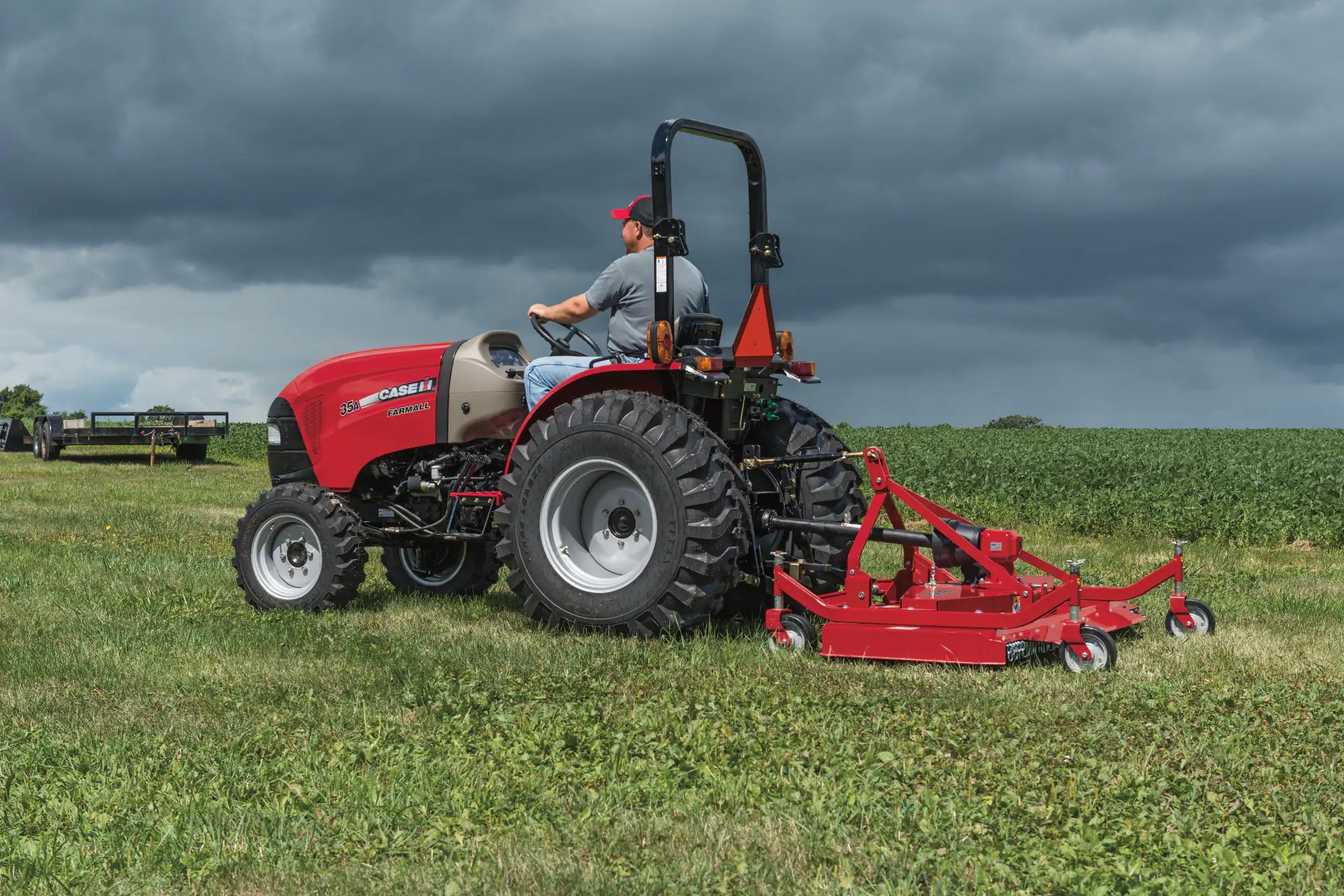 hight resolution of compact farmall 35a