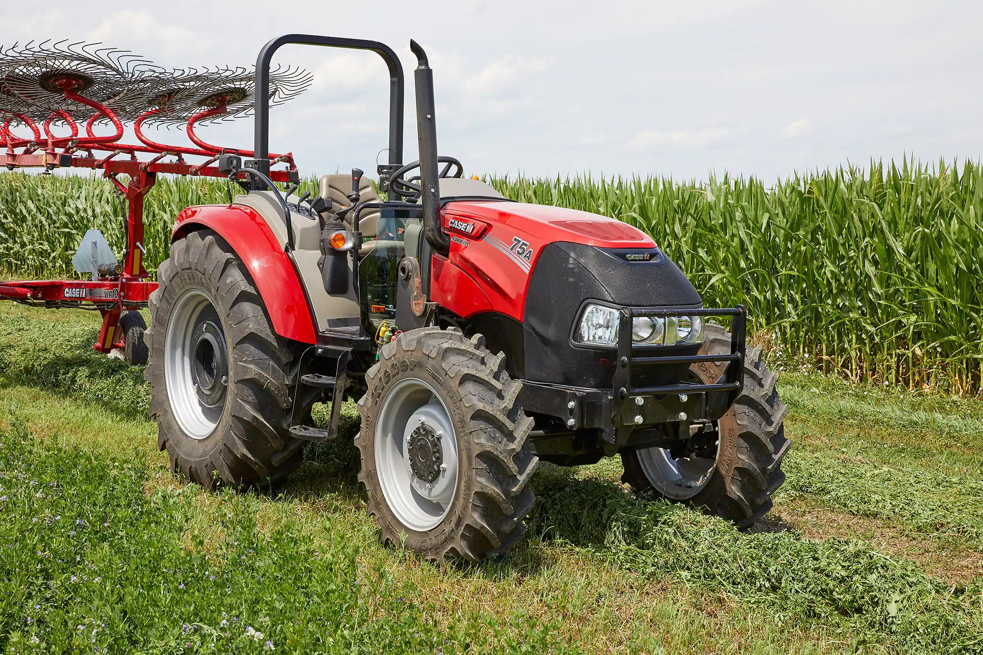 hight resolution of farmall sup sup utility 75a