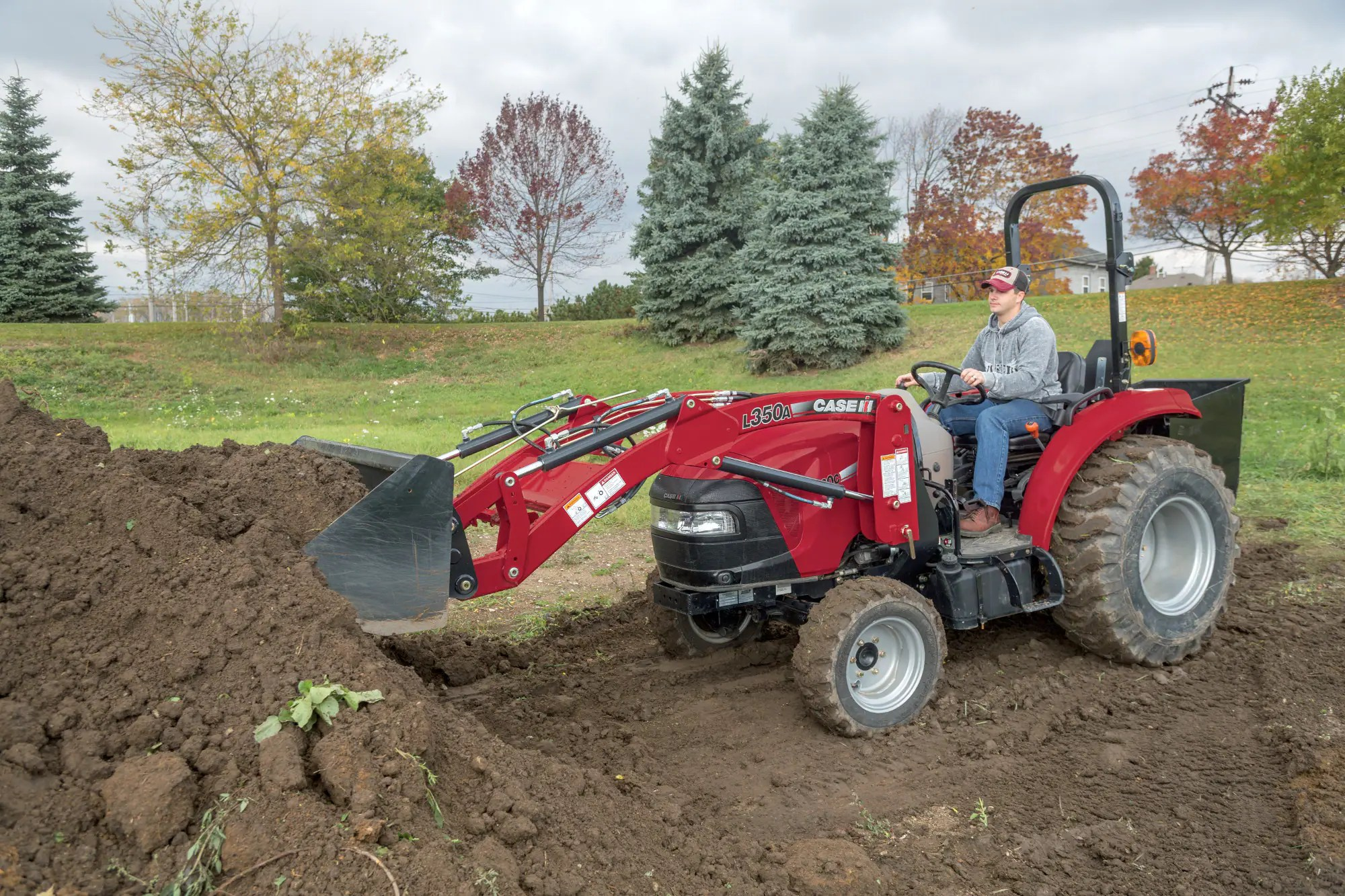hight resolution of compact farmall 30c