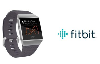 Fitbit Ionic Smartwatch Better Activity Tracker