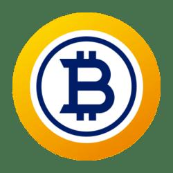 bitcoin gold logo криптовалюта