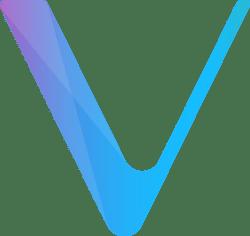 VeChain Logo криптовалюта