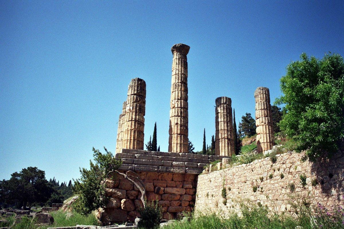 Delphi - Δελφοί — gheinz · Lomography