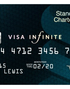 also standard chartered bank visa infinite credit card rh yallacompare