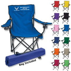 Folding Chair Nylon Raise Office Height With Carrying Bag