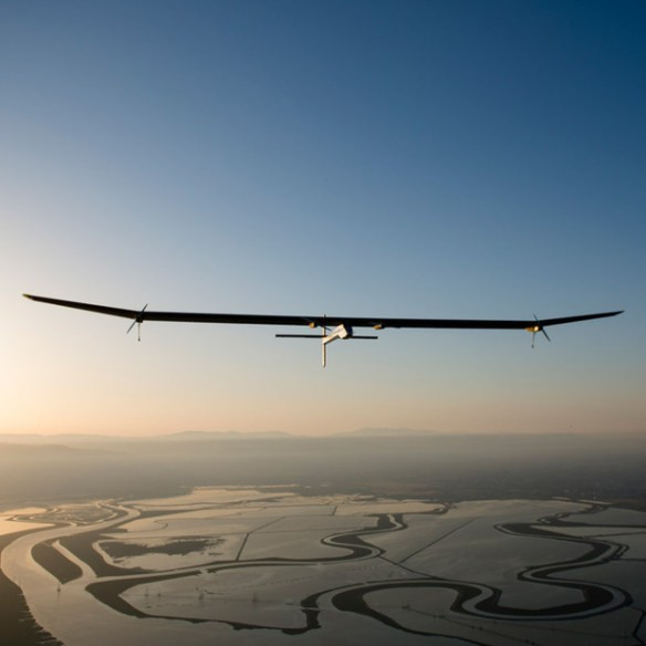 Interview: Solar Impulse