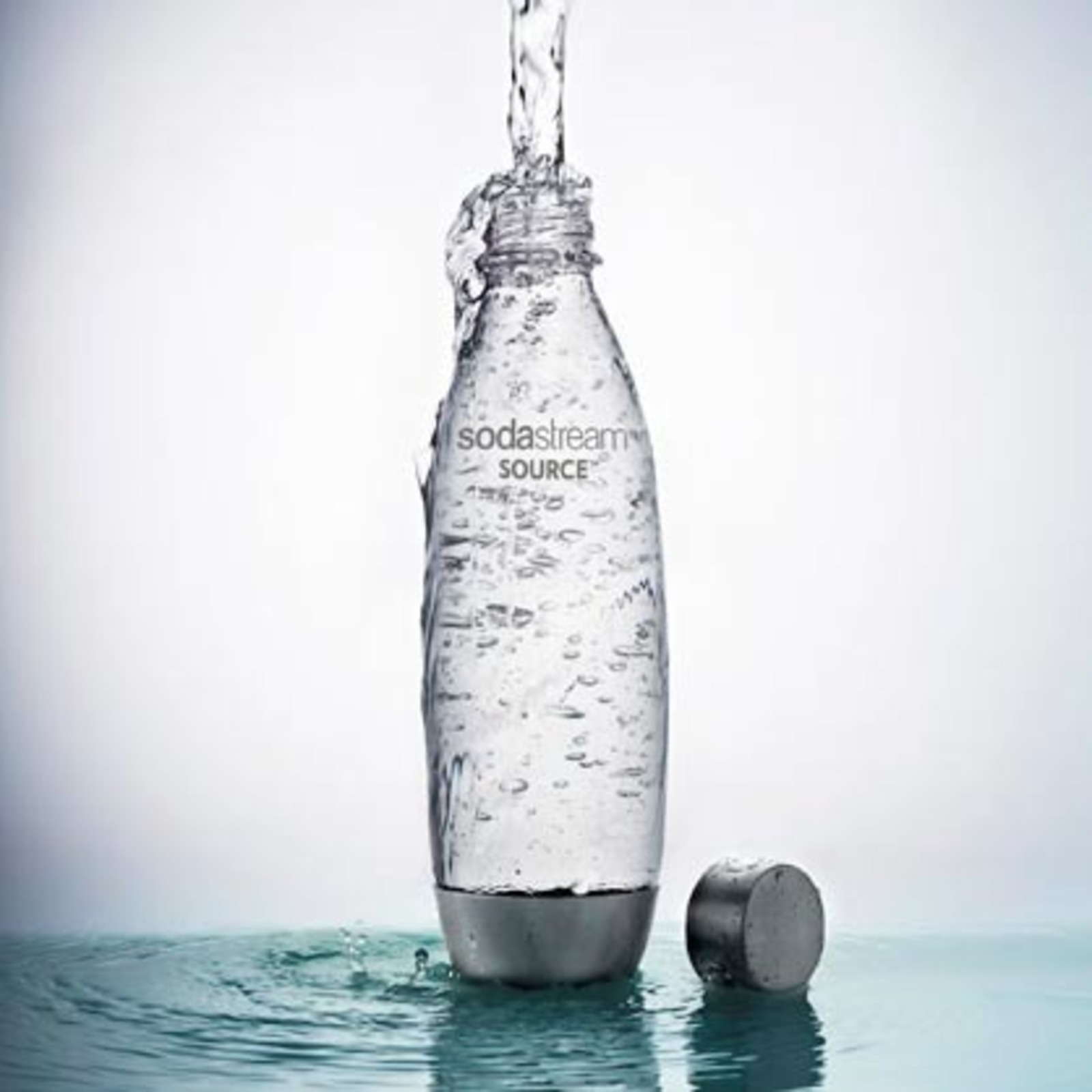 SodaStream Source Bottle by Yves Bhar  Cool Hunting