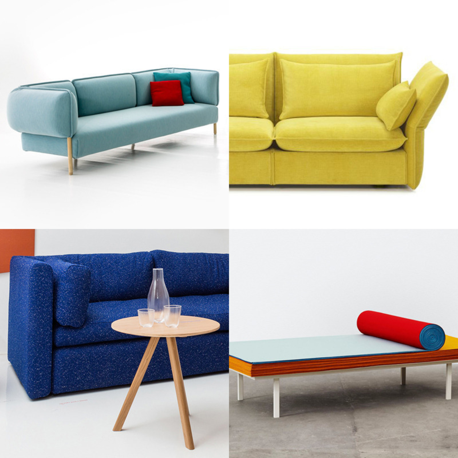 colorful sofa ideas new faux leather 3 seater bed sofas get the look dark with style