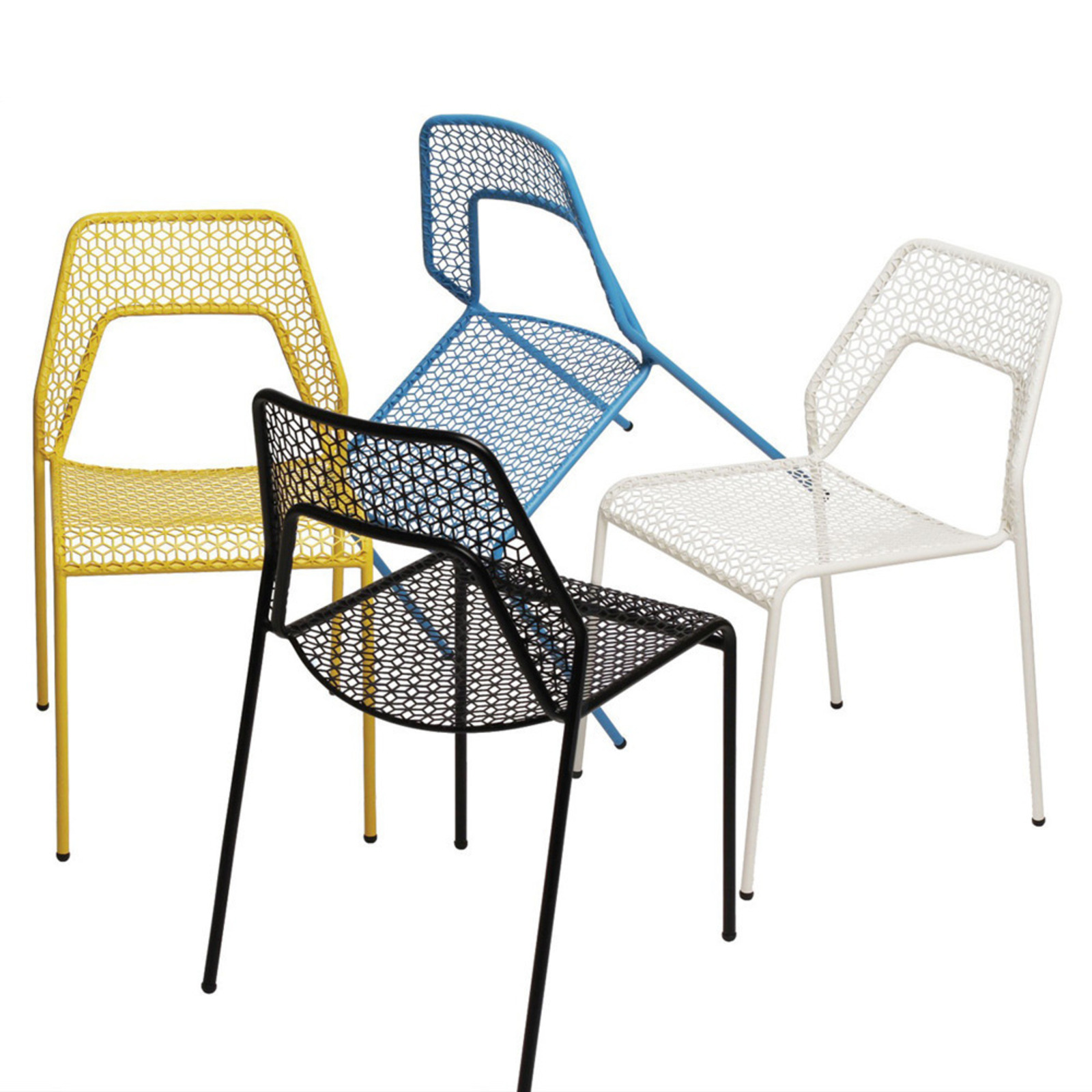 Mesh Patio Chairs Blu Dot 39s Hot Mesh Collection Cool Hunting