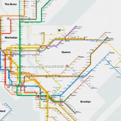 New York City Subway Diagram Vw Transmission Parts Map Poster Smoothoperators Massimo Vignelli S Signed 2012 Nyc Cool Hunting