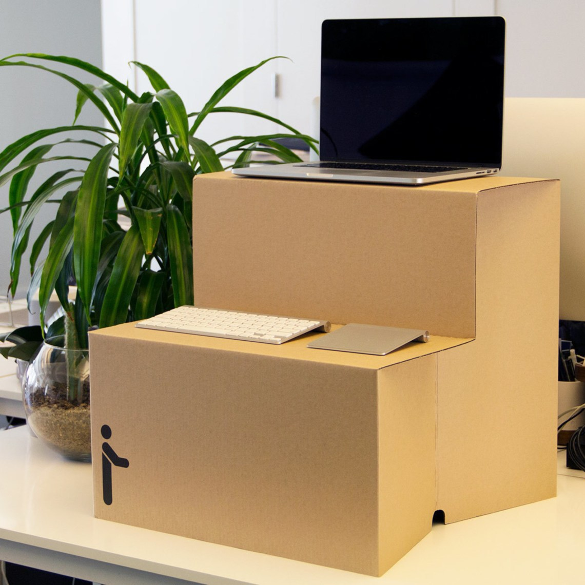 Office Design With Stand Up Desk