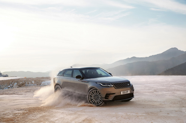 The New Range Rover Velar is Already in a Design Museum