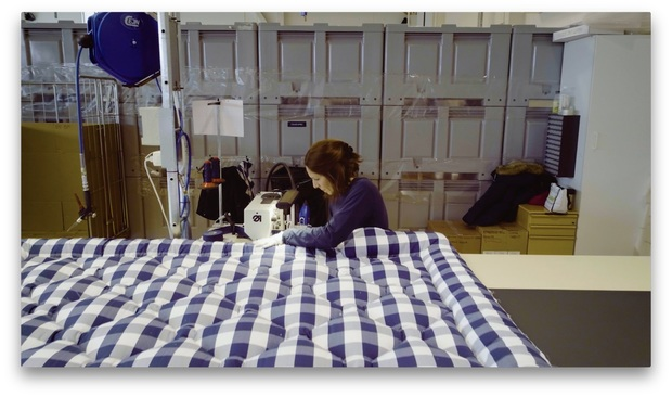 The Making of Hästens Beds