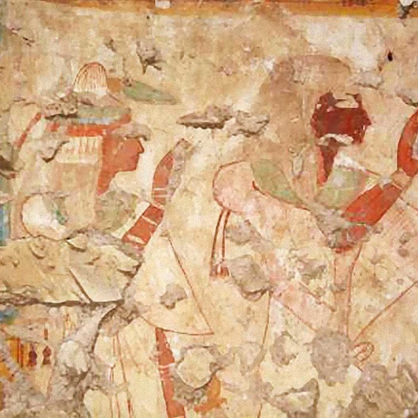 Royal Egyptian Scribe's 3,000-Year-Old Tomb