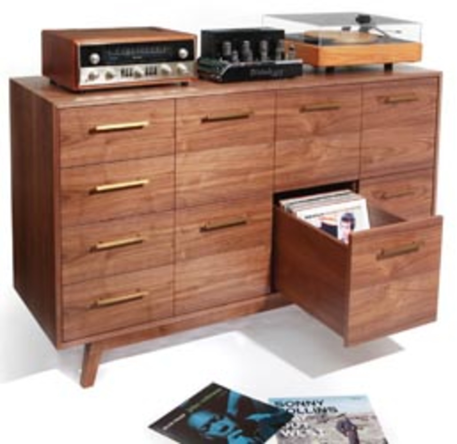 The Record Cabinet  Cool Hunting