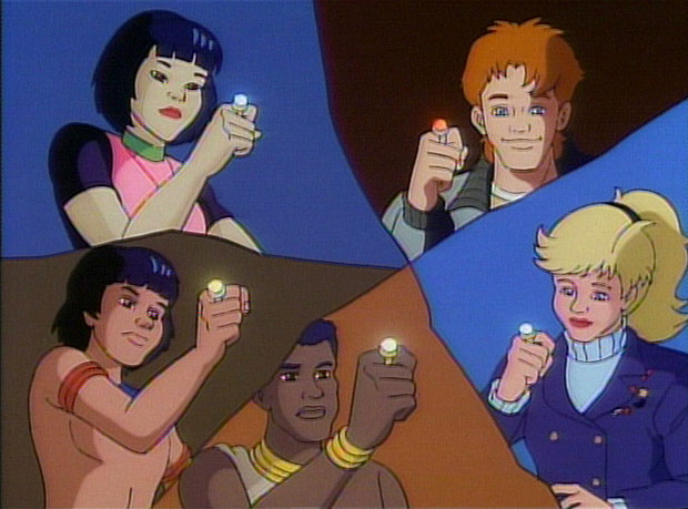 Image result for captain planet season 1