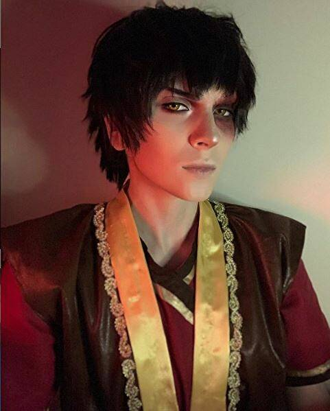 Prince Zuko Actor : prince, actor, Cosplays, Perfectly, Portray, Nation, Prince, Cosplay, Central