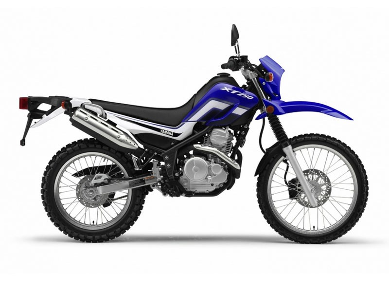 YAMAHA XT250 Motorcycles Specification