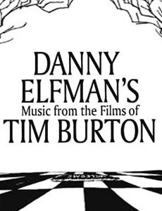 Music of Danny Elfman from the Movies of Tim Burton with