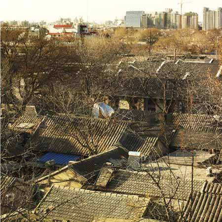 Beijing Hutong Bubble by MAD 6