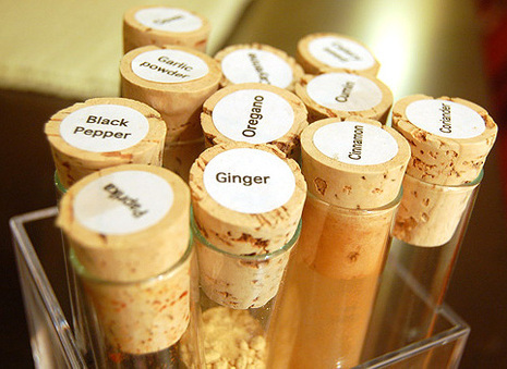 spices tops