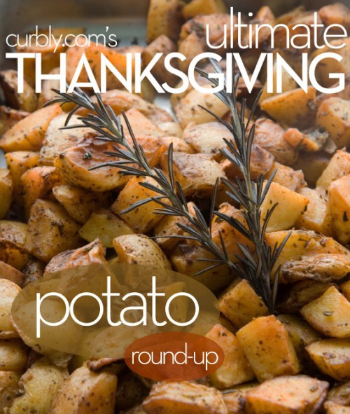 Curbly's Ultimate Thanksgiving Potato Recipe Roundup