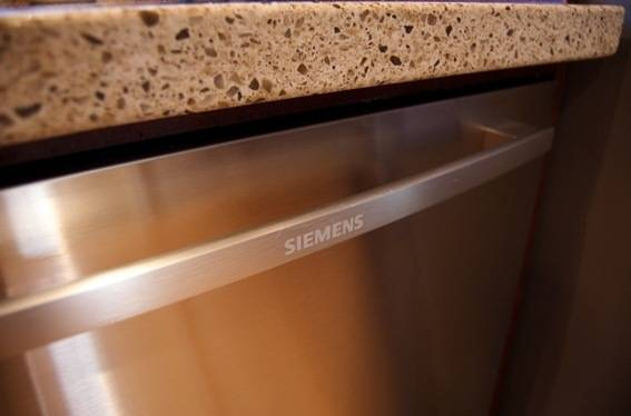 Our awesome Siemens dishwasher