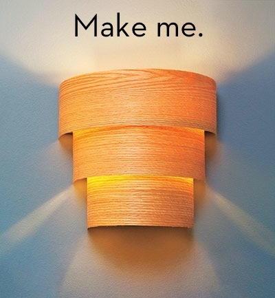 How to Make a Bentwood Sconce  Curbly