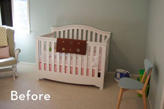Ayla little girl room