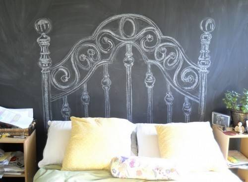 50 Brilliant and inspiring headboard ideas for DIY