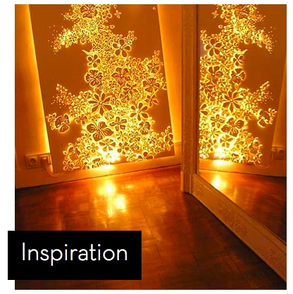 How To Make Backlit Canvas Art Curbly Diy Design Decor