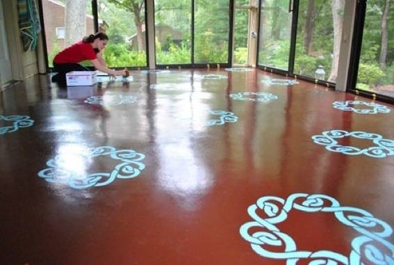 Roundup 8 Stencil DIY Projects You Should Try Curbly