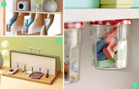 Roundup: 15 DIY Office Storage and Organization Ideas