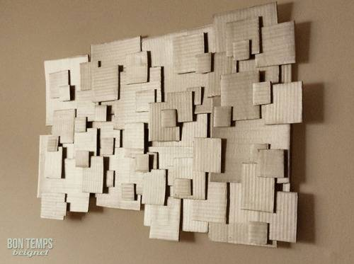 10 Do It Yourself Upcycled Wall Art Projects Curbly