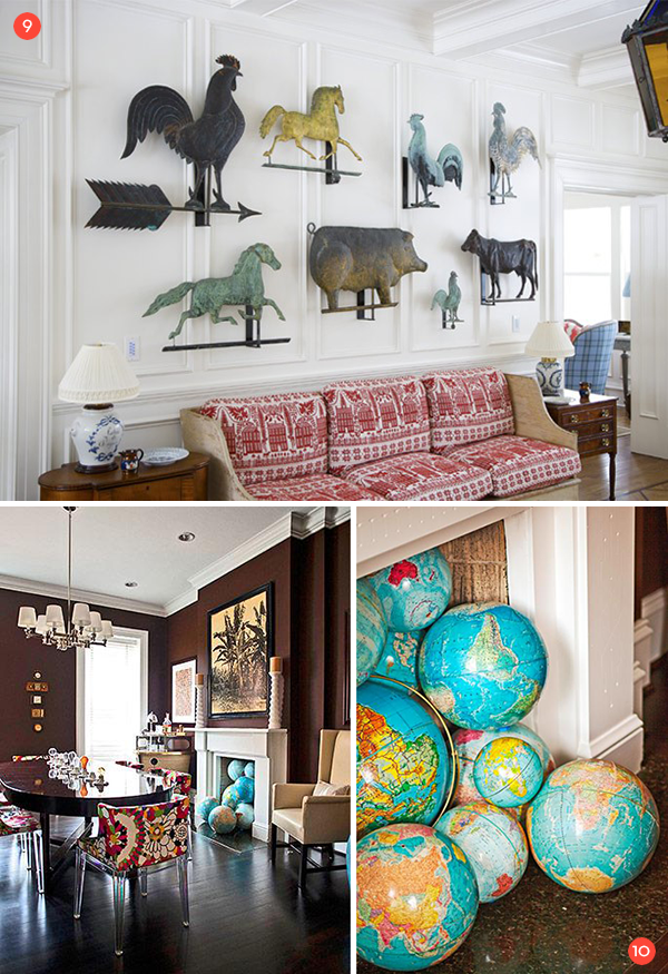 Cool Collections 10 Creative Ways To Display Your