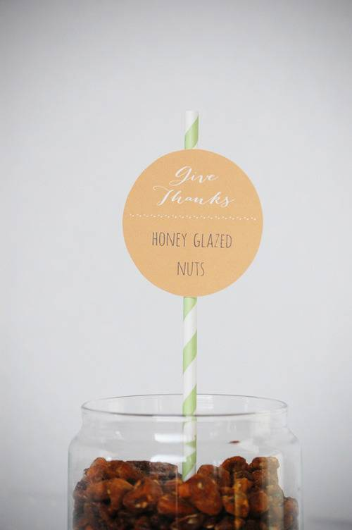 Thankful Table Printables via Peter Loves Jones