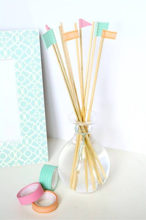 colorful reed diffusers