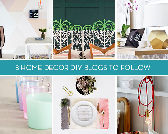 Diy And Decor Blogs