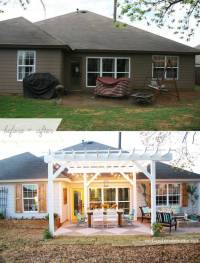 Before and After: An Unbelievable Backyard Patio Makeover ...