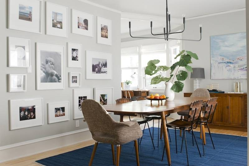 Curbly House Tour // Dining Room - After