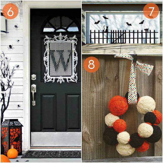 12 door decor ideas