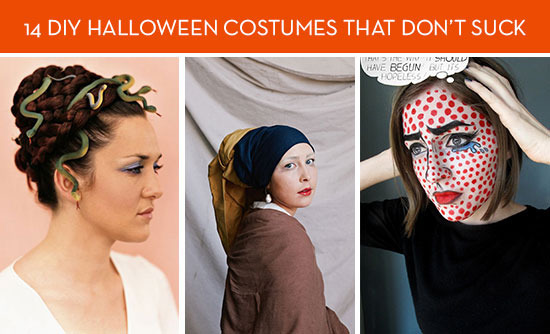 Roundup: 14 Adult Halloween Costume Ideas That Are Totally