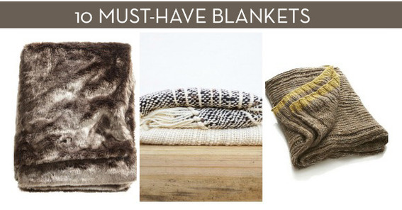10 must have blankets for fall