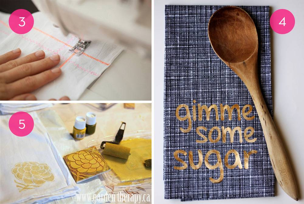 10 Must-See DIY Tea Towel Projects