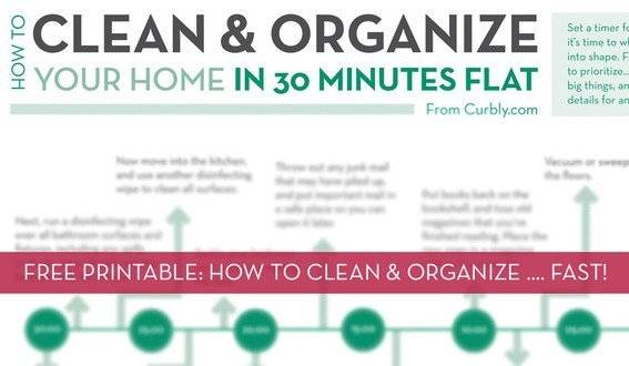 tips for house cleaning