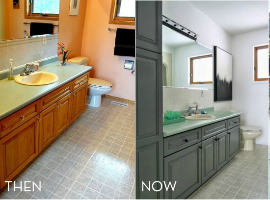7 BudgetFriendly And Beautiful Bathroom Makeovers