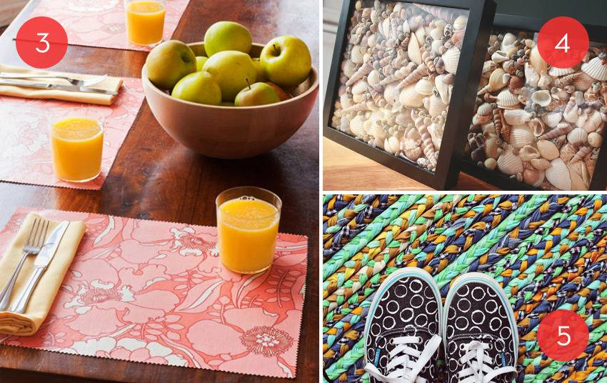 10 Virtually Free DIY Home Decor Projects