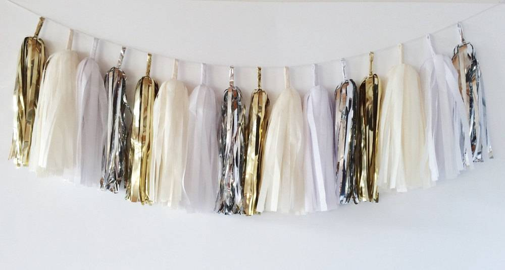 Shopping Guide: 10 Metallic Party Picks You Won't Want To Miss